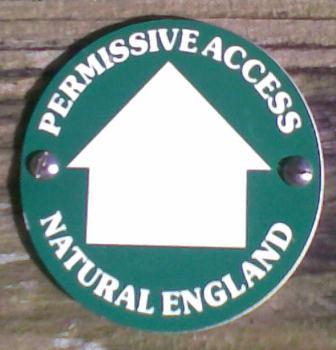 permissive path arrow